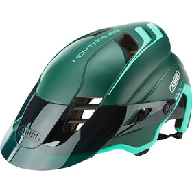 ABUS Montrailer MIPS MTB-kypärä, smaragd green